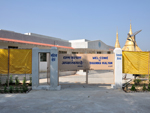 Entrance of Female Area in Dhamma Kalyana