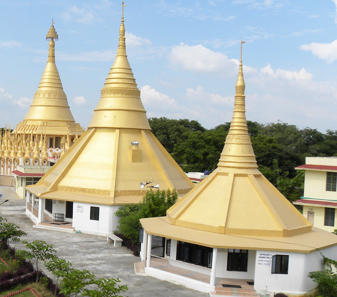 Dhamma Meditation Hall